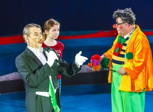 Старинный цирк ПИЛИГРИМ подарил праздник праздник детям!